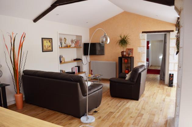 Le bataclan cot salon for Chaine hifi salon